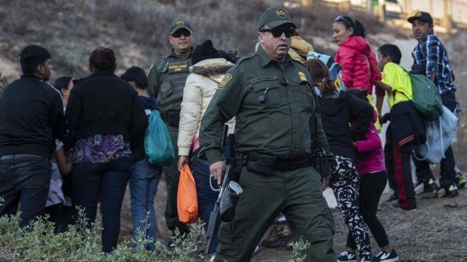 Young Migrant Girl dies in Border Patrol custody