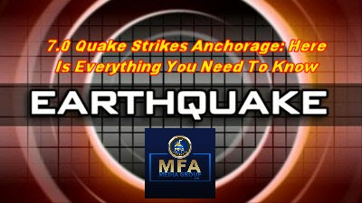 7.0 Quake Strikes Anchorage: Here Is Everything You Need To Know