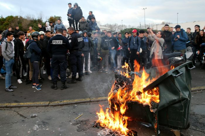French Government Fears More Riots Despite Macron's Repeal of Gas Tax