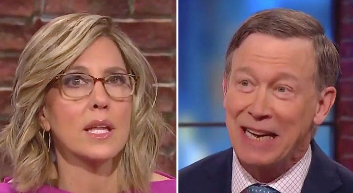 CNN's Camerota Wonders if It's Appropriate for White Guys to Run in 2020