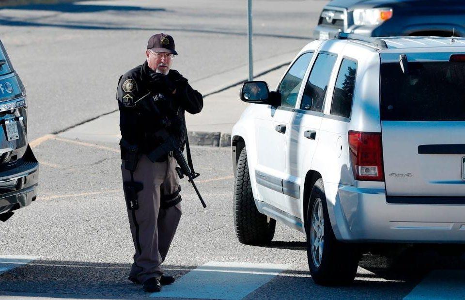 Columbine High School shut down after receiving bomb threats