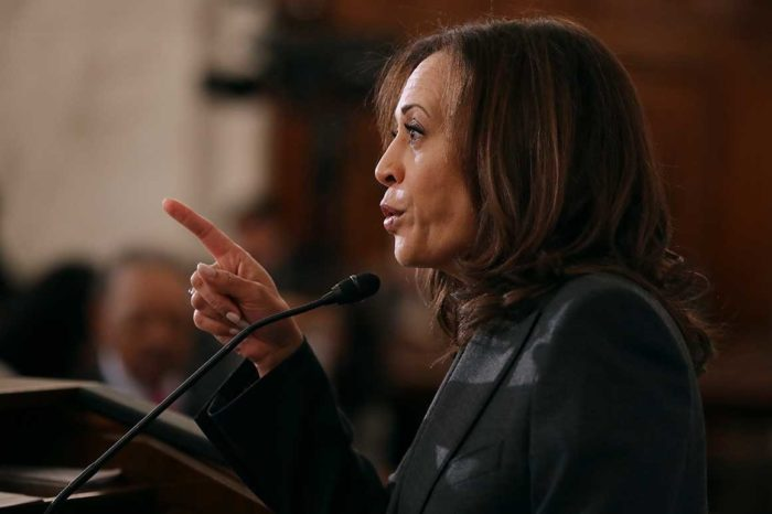 Sen. Kamala Harris staffer resigns over harassment allegations