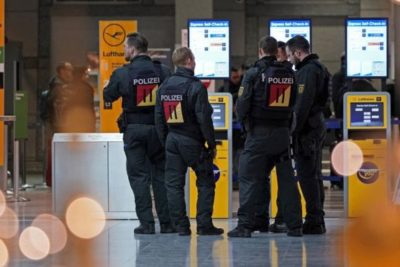 Germany's Biggest Airports on TERROR ALERT