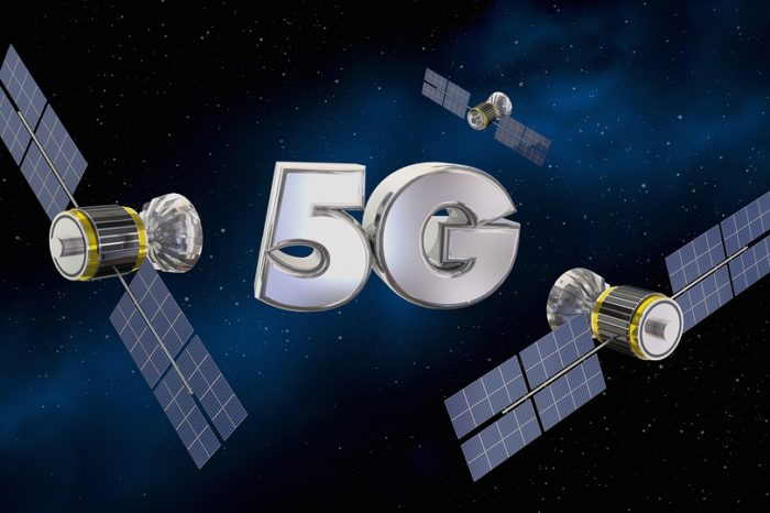 20,000 5G Satellites Microwave The Earth With Radiation