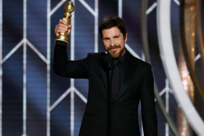 Christian Bale thanks Satan for inspiring his portrayal of Dick Cheney