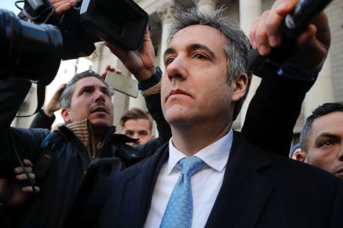 Trump's former lawyer Michael Cohen to testify before Congress - VIDEO
