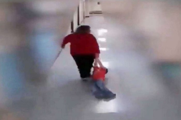 Kentucky teacher is facing criminal charges for dragging Autistic child down hallway