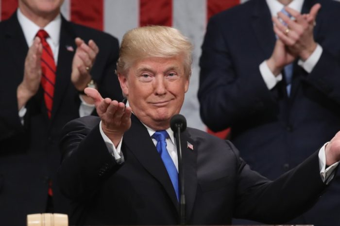 Trump Teasing Bombshells for his State of the Union Address