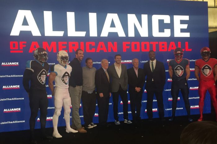 New football league picks up where NFL left off Alliance of American Football