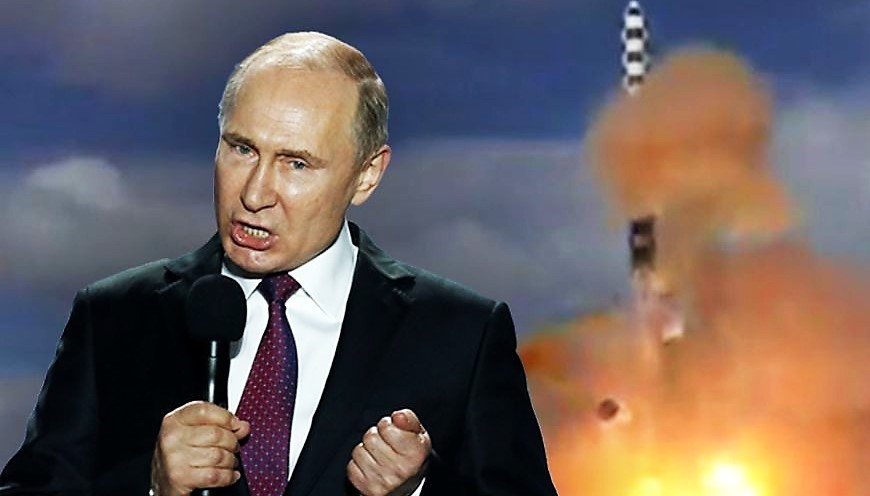 Putin Vows to Aim Powerful Hypersonic Missiles at US if Pentagon Provokes