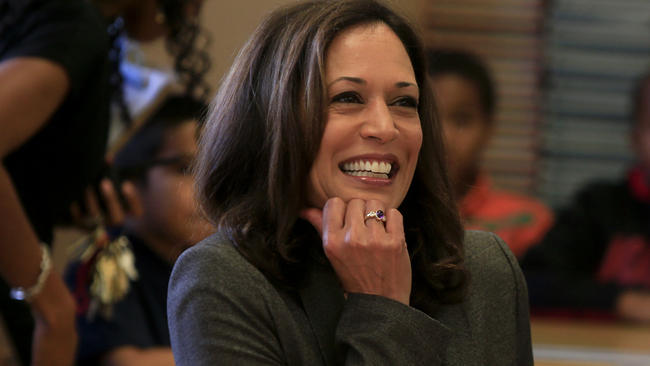 Presidential Candidate Kamala Harris was Smoking Pot while employed as deputy district attorney