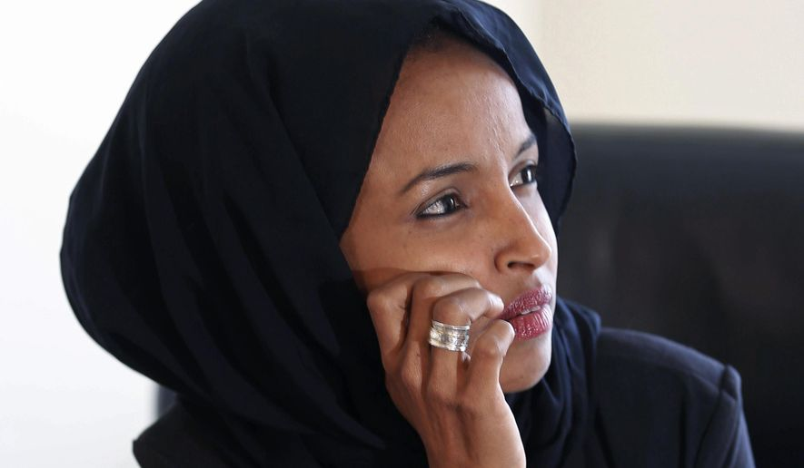 Hours after apology, Ilhan Omar retweets thread denouncing Pelosi