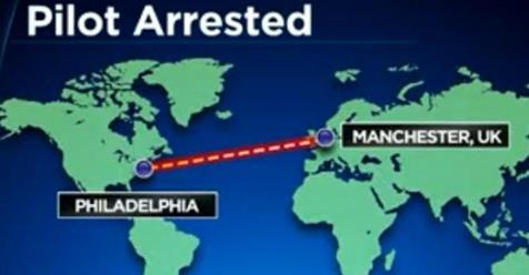 American Airlines pilot arrested at U.K. airport, suspected of being drunk