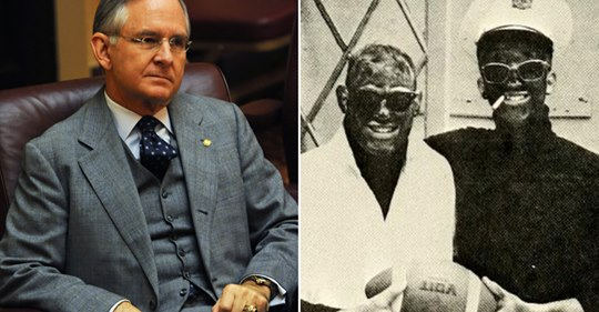 Virginia Senator Tommy Norment 4th Politician Caught Up in Blackface Scandal
