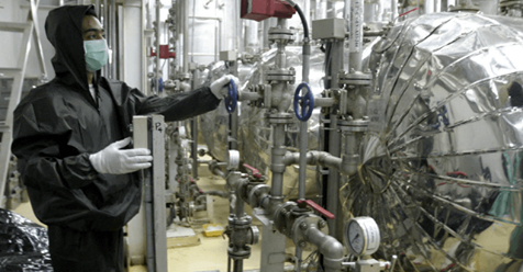Iran Forging Ahead with Accelerated Uranium Enrichment