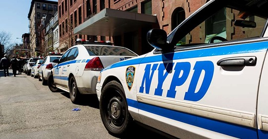NYPD Police pay for alleged shoplifter's stolen groceries instead of arresting her