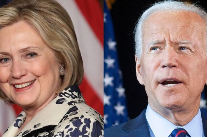 Hillary Clinton: There's 'No Evidence' The Bidens 'Did Anything Wrong'