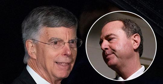 Adam Schiff Desperate to Hide William Taylor Testimony that Would Kill Ukraine Hoax