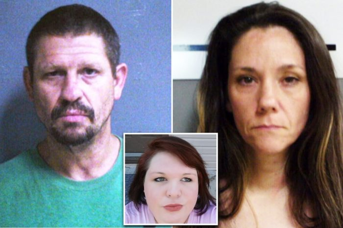 Oklahoma Couple Charged with Murder after injecting a woman with Meth and videotaping her dying