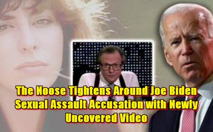 The Noose Tightens Around Joe Biden Sexual Assault Accusation with Newly Uncovered Video