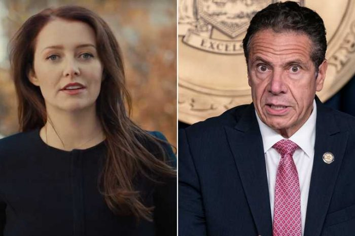 2nd aide accuses N.Y. Gov. Andrew Cuomo of sexual harassment