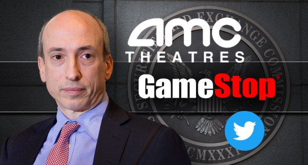 SEC Gary Gensler defends AMC and GameStop Investors' Right to 'Smash' Short Sellers
