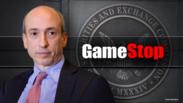 SEC says GameStop meme stock frenzy fueled by 'investor sentiment'